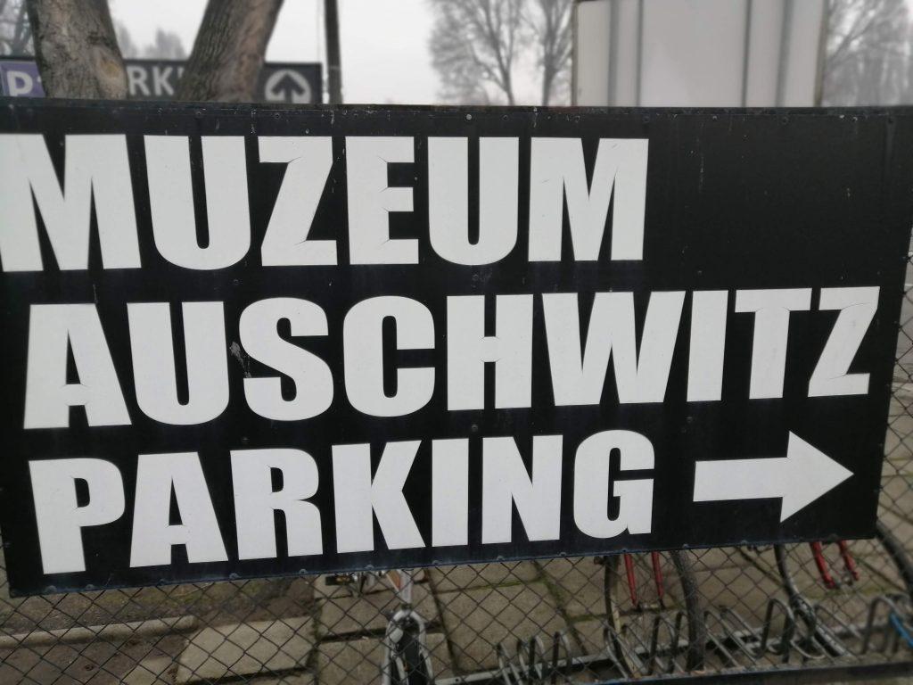 Указатель направления паркинга